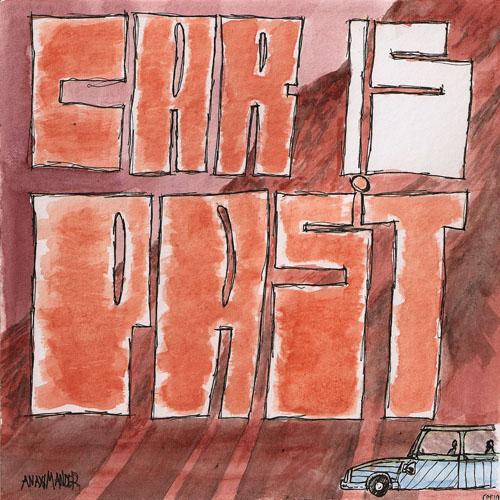 Car is Pas't cover art